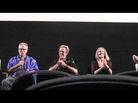 Masters of the Universe Panel Alan Oppenheimer, Melendy Britt & more!