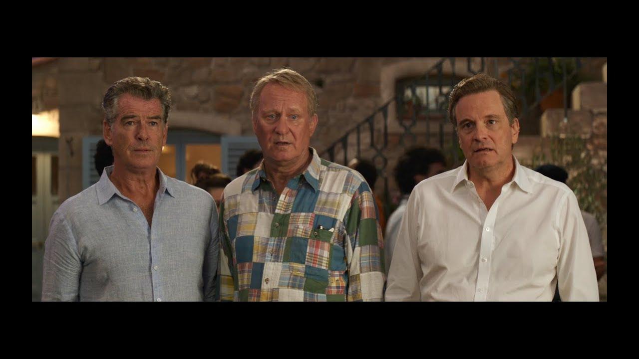 Mamma Mia! Here We Go Again - Official® Trailer 2 [HD]