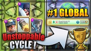 WE'RE #1 In The WORLD! The Best Deck?! - Clash Royale
