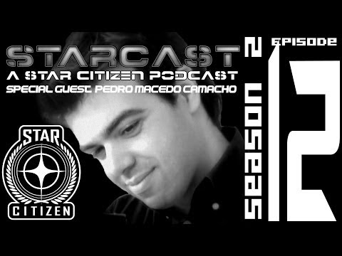 Star Cast - S02E12 - Pedro Macedo Camacho SC Composer Guest (Part 1)