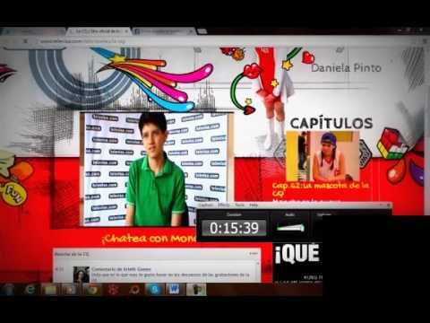 Video chat Harold Azuara