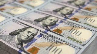 Yeni 100 dolarlık banknotlar tedavülde