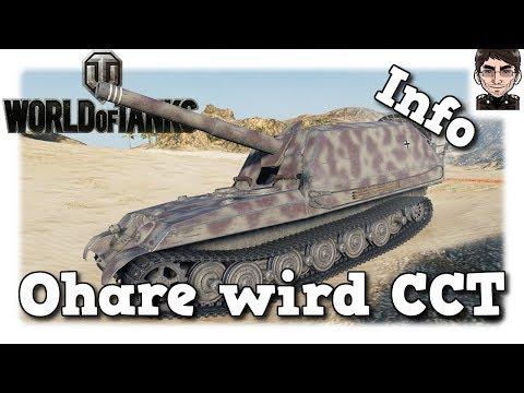 World of Tanks - Ohare wird Community Contributor [deutsch | News]