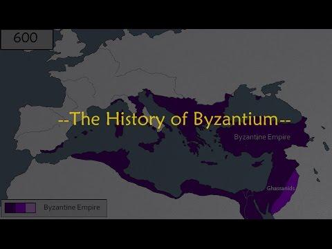 The History of Byzantium [395-1453]