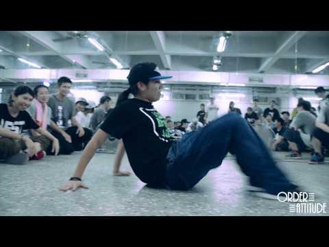 "Order Attitude 2013 Hip-Hop Workshop Video By "" Kazane Kasai """