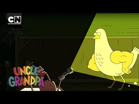 Birdman Comes To Roost I Uncle Grandpa I Cartoon Network