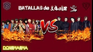 BIGBANG VS SUPER JUNIOR   BATALLA DE IDOLS