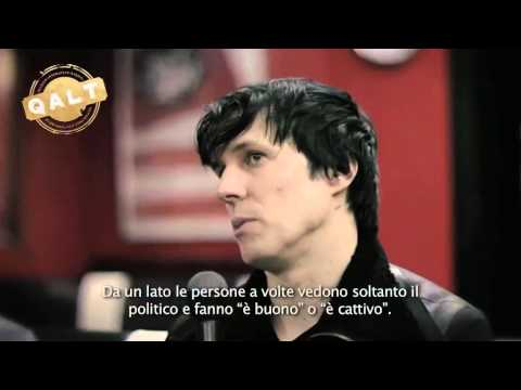 Atari Teenage Riot: Alec Empire about music and politics [sub ita] | Live @ Circolo Magnolia