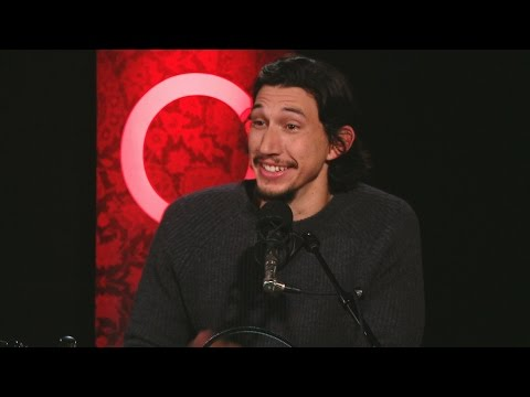 "Adam Driver asks ""What If"" in Studio Q"