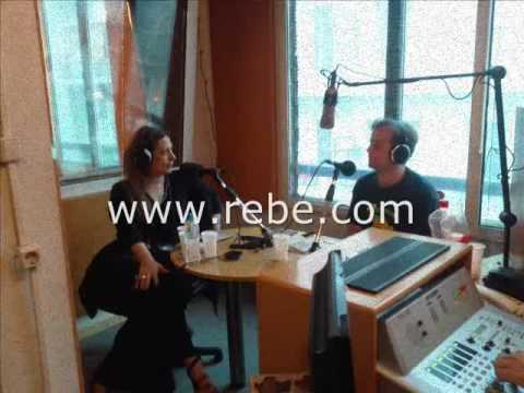 "Alexia Vassiliou - Radio Interview ""Sto Kokkino"" 105.5 FM  Athens 2011 Part 1"