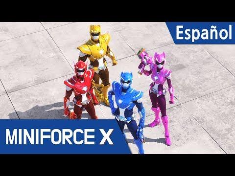 (Español Latino) MINIFORCE-X
