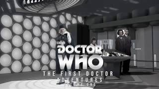 THE FIRST DOCTOR ADVENTURES VOLUME 01