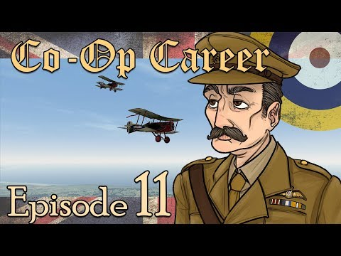 Rise of Flight - MP Career Ep 11: Watering the Fields