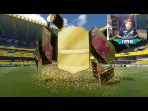 FIFA 17! Packs, Squads and more