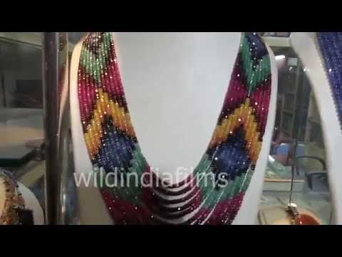 Very Beautiful Natural Stone Necklaces in Jaipur ' Rajasthan