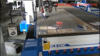 Video Blue Elephant CNC 9.0kw HSD Spindle One Clean Cut on 5mm Aluminum download MP3, 3GP, MP4, WEBM, AVI, FLV Desember 2017