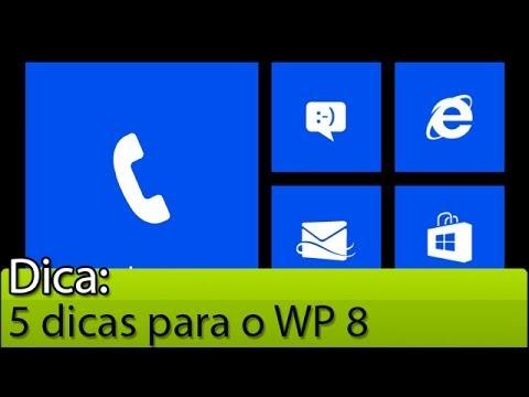 5 dicas para o Windows Phone 8 | Tudocelular.com