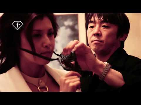 Norika Fujiwara Numero PhotoShooting The making of