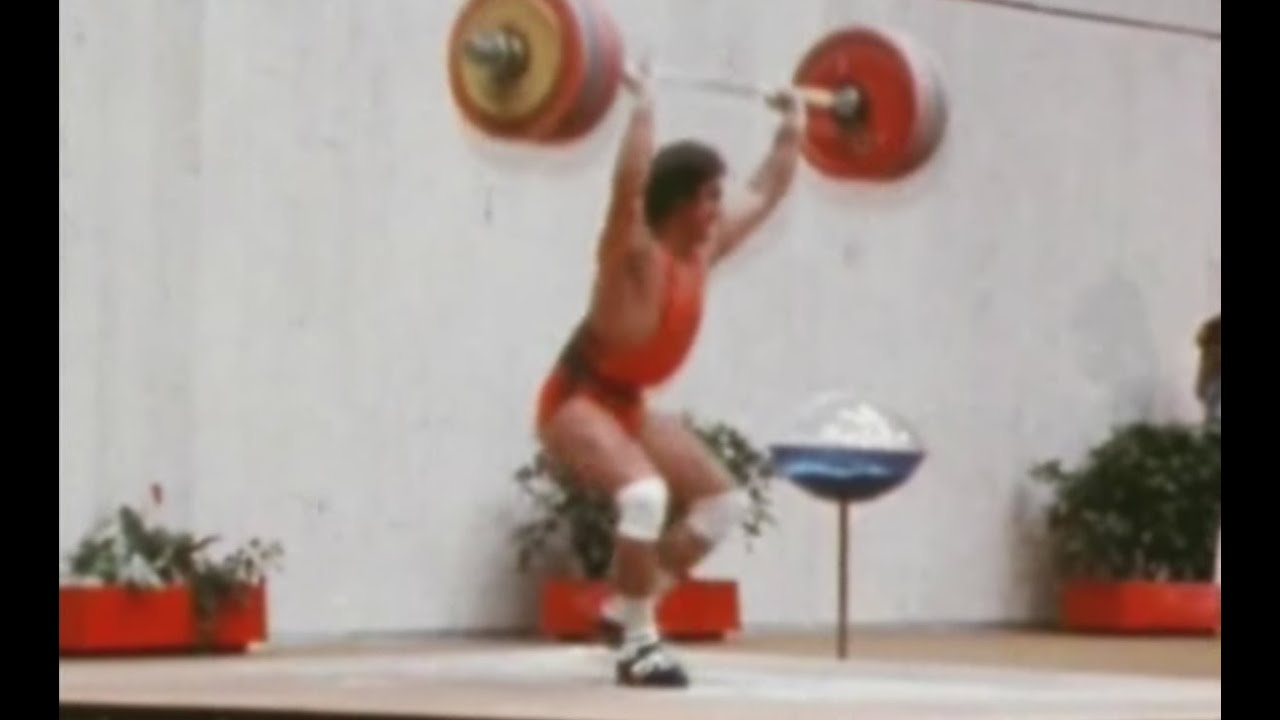Legendary Armenian Weightlifter Yuri Vardanian Dead at 62