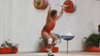 1980 Olympic Weightlifting - Moscow 1980.