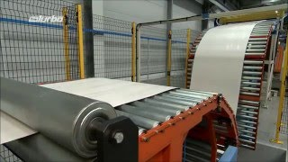 Saip Contitech Rigid Facings continuous production lines for sandwich panels
