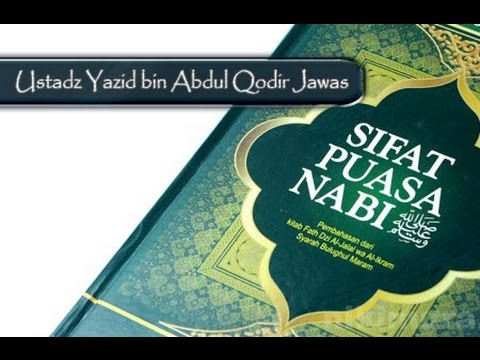 Image result for Sifat Puasa Nabi yazid