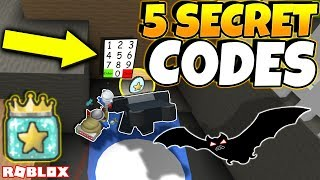 5 NEW *SECRET* HALLOWEEN CODES HAVE BEEN FOUND! (Roblox Bee Swarm Simulator Codes)
