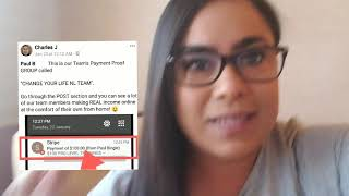 """(2020) How To Make Money Online Fast """"Work From Home Online Jobs"""" Get Paid Daily! - ADRIANA VILLEGAS"""