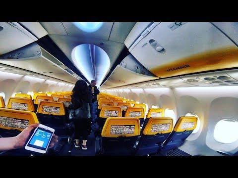 RYANAIR Boeing 737-800 Trip Report - Liverpool (John Lennon) to Dublin