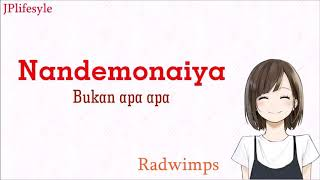 Download Lagu anime||NANDEMONAIYA||•2020 TERBARU