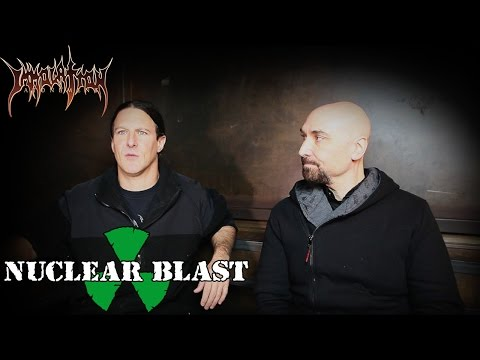 IMMOLATION - Atonement Track by Tracks #4 (OFFICIAL TRAILER)