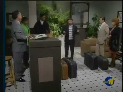 CHESPIRITO: La Rifa - 1995 - Hotel Buena Vista.