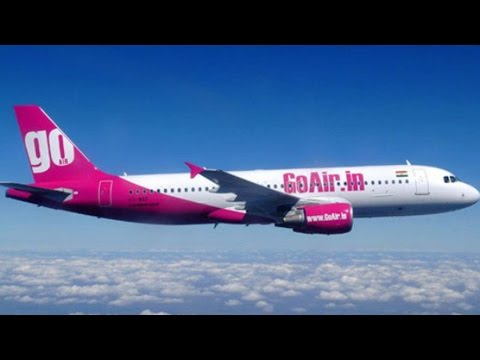 GoAir aircraft at Chennai Airport damaged as operator was busy on phone