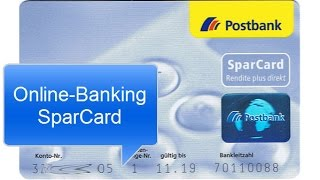 Postbank Sparcard | Online Banking