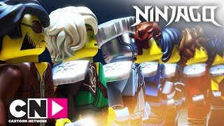 Ninjago | Metoda Powersa | Cartoon Network