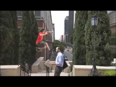 Pizza Hut Parkour Commercial: Tempest Freerunning thumbnail