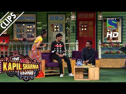 Khajur's Music Lesson -The Kapil Sharma Show -Episode 26- 17th July 2016