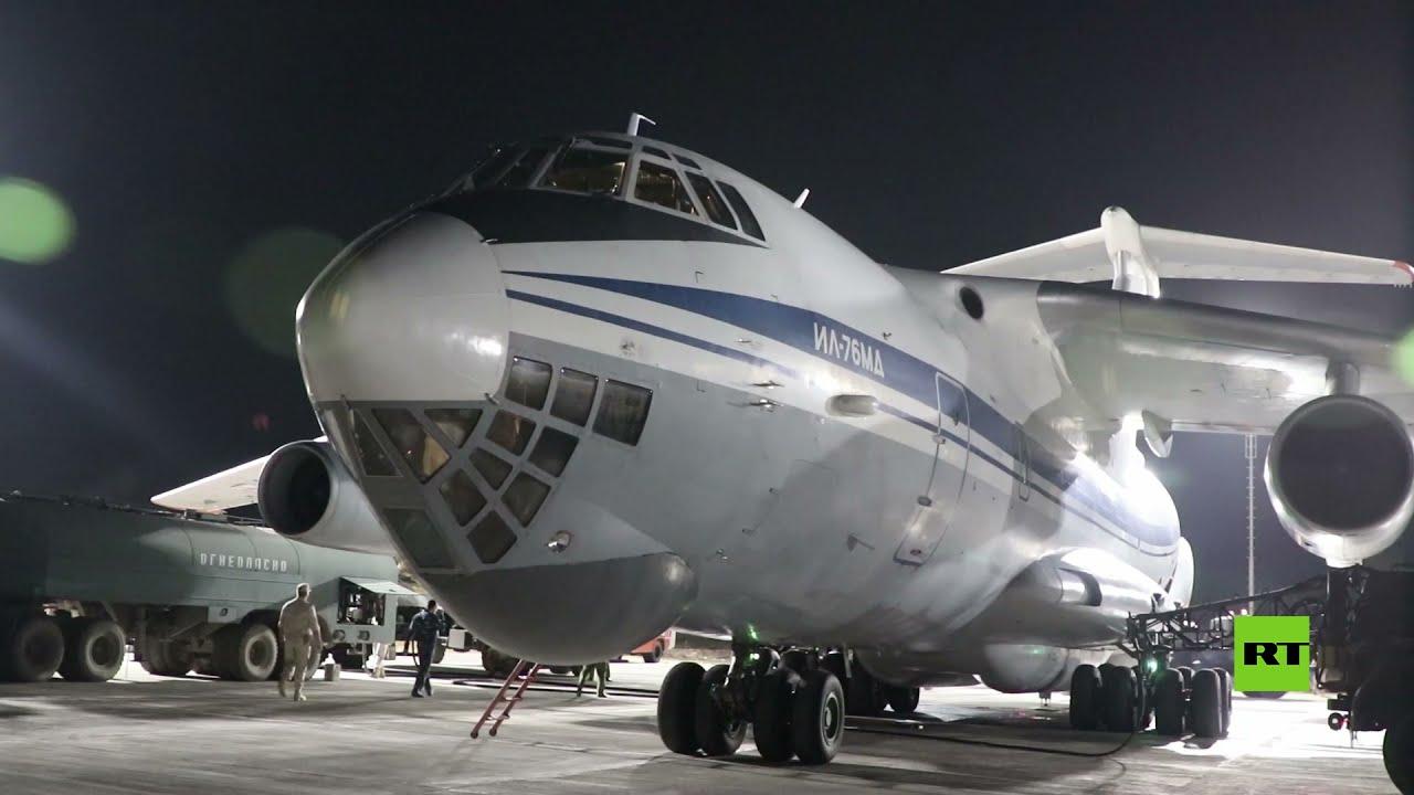 معدات عسكرية روسية تصل إلى طاجكستان  - نشر قبل 4 ساعة