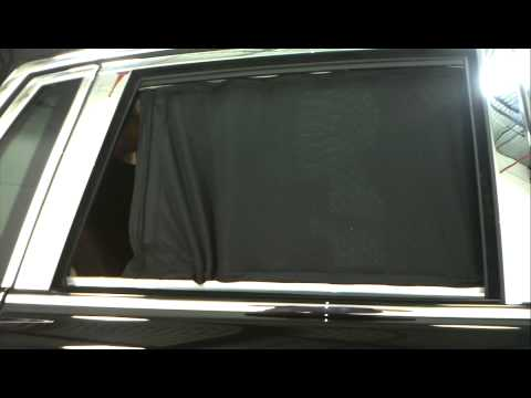 Rolls Royce  custom curtain