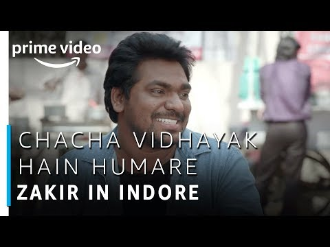 Chacha Vidhayak Hain Humare - Zakir Khan's Indore Event | Prime Exclusive | Amazon Prime Video
