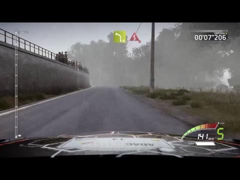 #WRC7 |VonChaikija |1 Sezon E-LigiWRC.com.pl|Rajd Niemiec|Klasa WRC|2/3