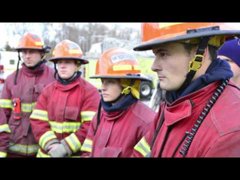 The Making of a Firefighter - The Story of Recruit Class 55