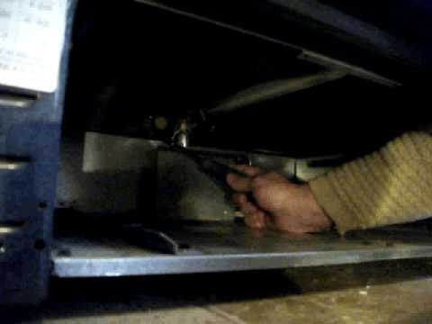 How To Fix A Gas Oven That Won T Heat Youtube