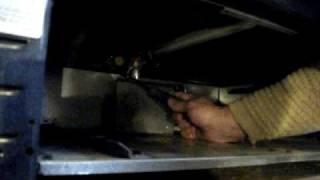 How to Fix a Gas Oven that won