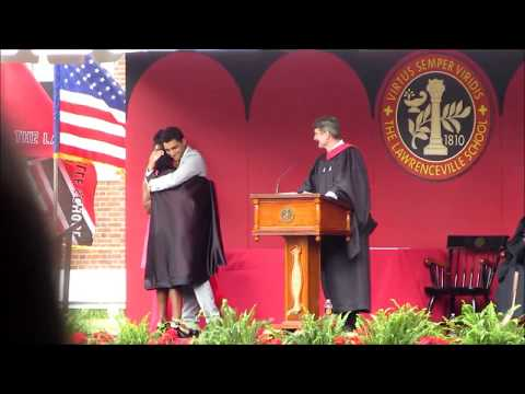 Grace's Graduation from The Lawrenceville School May 28, 2017