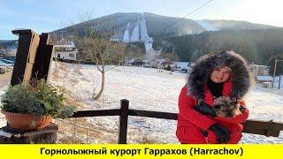 Горнолыжный курорт Гаррахов Harrachov в период пандемии и праздников
