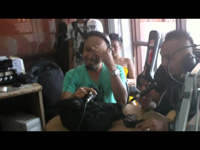 mike's apartment -  radio interview hardrockfm bali 2010 Travel Video