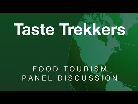 Food Tourism Panel Discussion