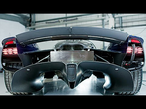 Aston Martin Valkyrie – Verification Test at Silverstone