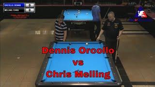 ACD 2018 Dennis Orcollo vs Chris Melling